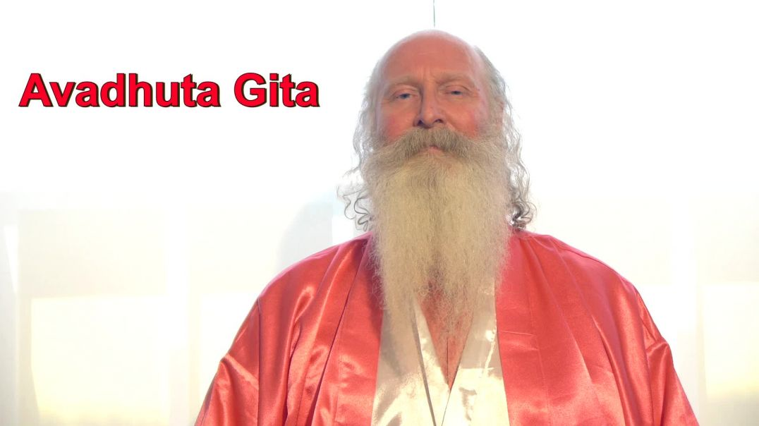 Avadhuta Gita Enlightenment Ch 4 Meditation read by Swami Satchidanand OM Angel Kundalini Bless