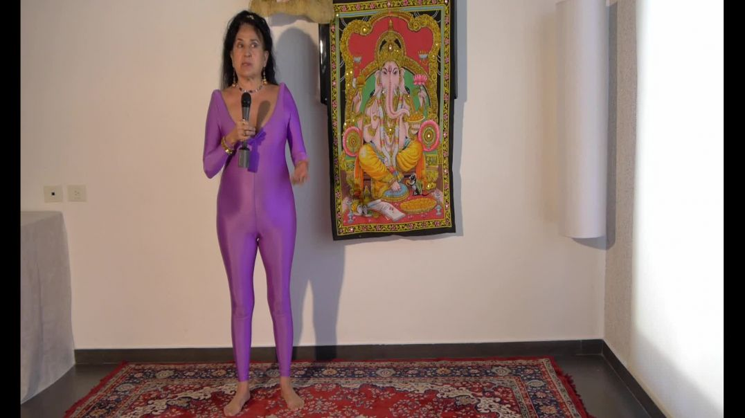 Liberation of Blockages Technique for Grounding And Healing The Base Chakra