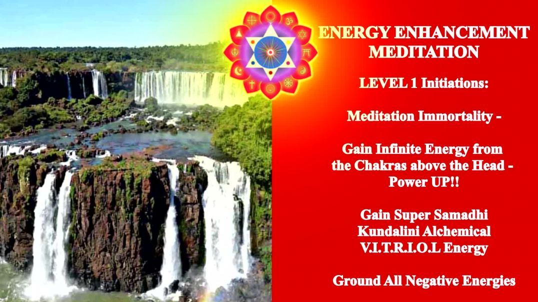 Energy Enhancement Meditation Level 1