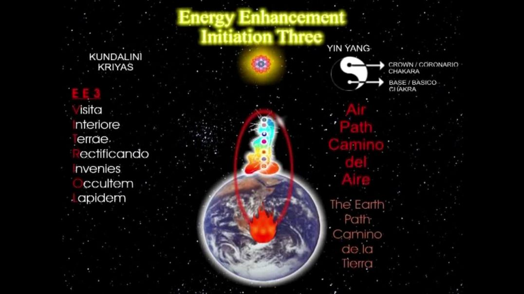Energy Blockage Removal - Alchemy Fission Flame Philosophers Stone