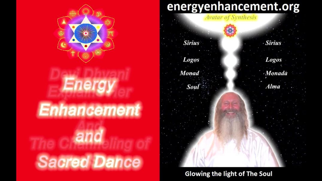 ⁣Energy Enhancement and Sacred Dance Devi Dhyani Explains Channeling The Soul, Devotion and Bhakti