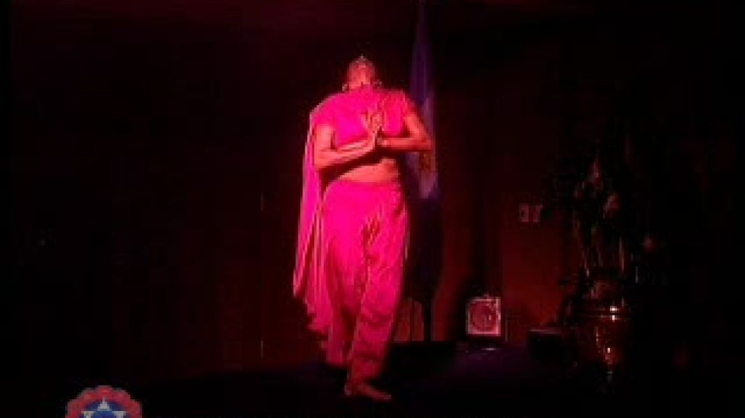 Sacred Dance of Gurdjieff At The Ariston - Swami Devi Dhyani