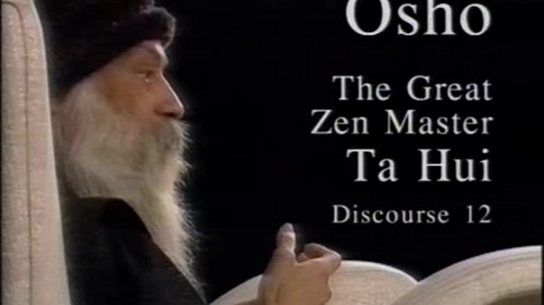 The Great Zen Master Ta Hui #12