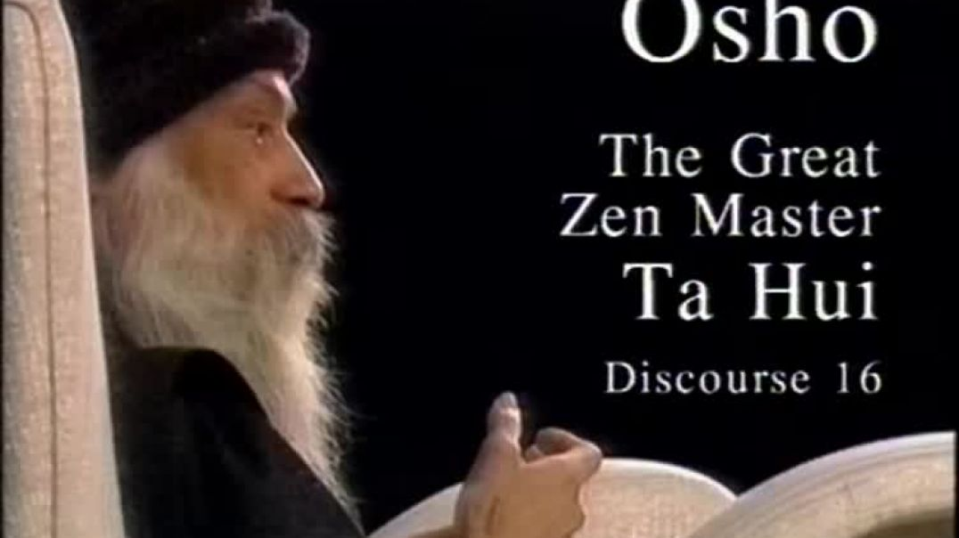 The Great Zen Master Ta Hui #16