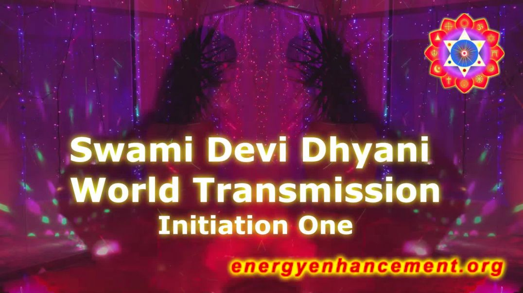 World Attunement  - Swami Devi Dhyani - Initiation One