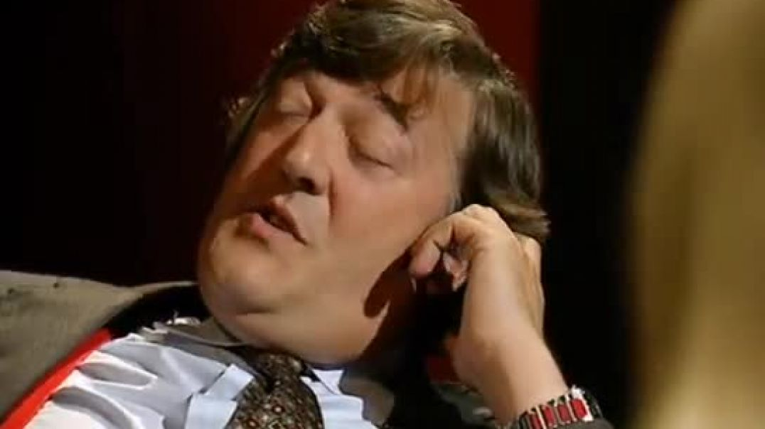 Stephen Fry - Inner Children and the Non-Grounding of Trauma Without Energy Enhancement