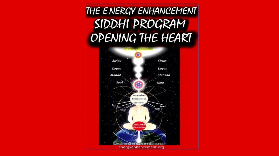 Energy Enhancement Meditation - Alchemical VITRIOL and the Removal of Fear